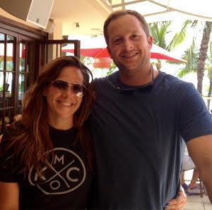 Kyle and Lara Gray