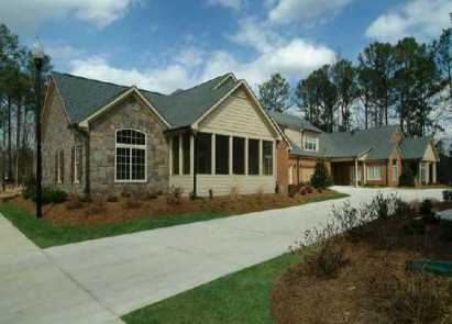 Ranch Homes In Brookhaven Of East Cobb
