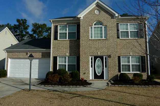 Fall Creek Subdivision Of Homes Loganville (5)