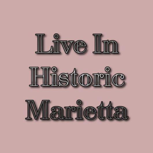 Live In Historic Marietta