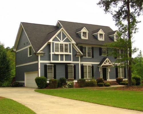 Canton GA Home In Orange Shoals