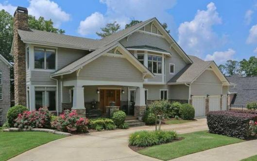 Home In Kennesaw GA Legacy Park Community