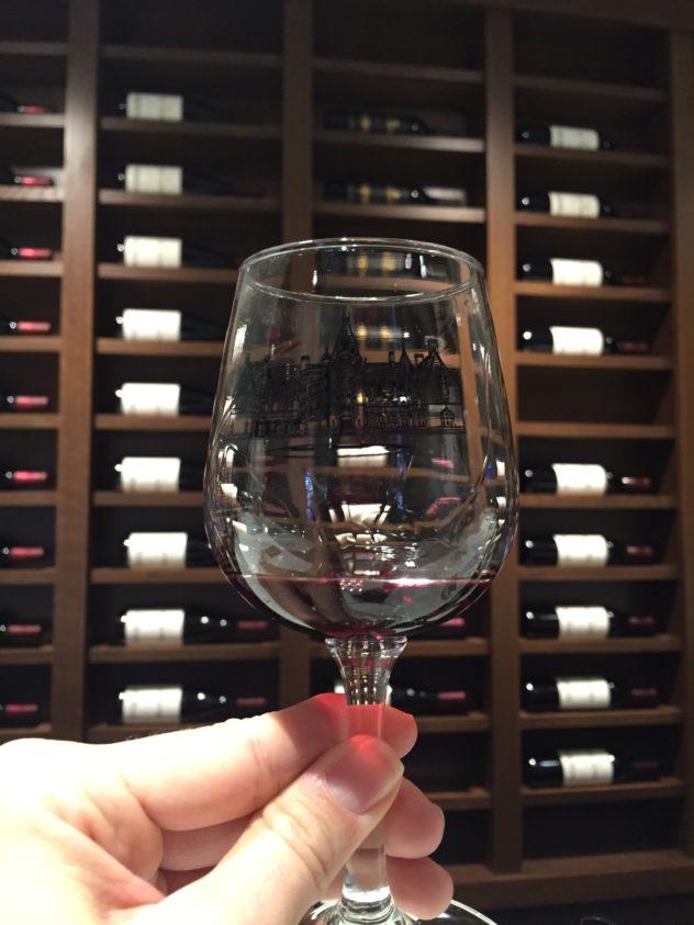 Biltmore Wine Tasting at the WInery