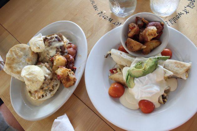 Charleston Food Blog