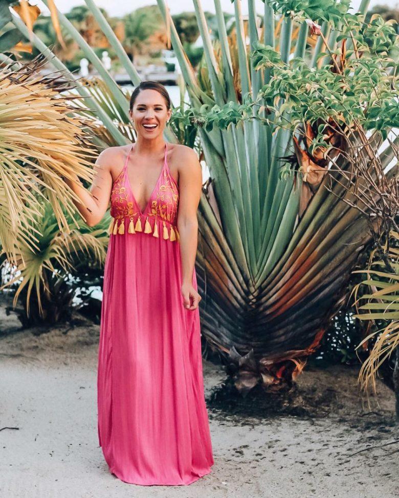 Beach Fashion Maxi Dress