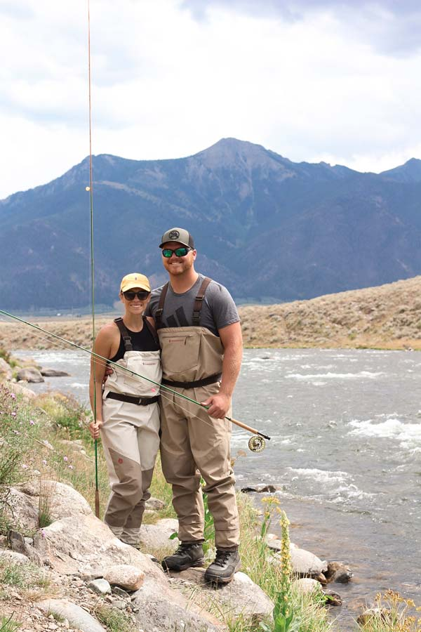 Fly Fishing in Montana | Best Couples Vacations