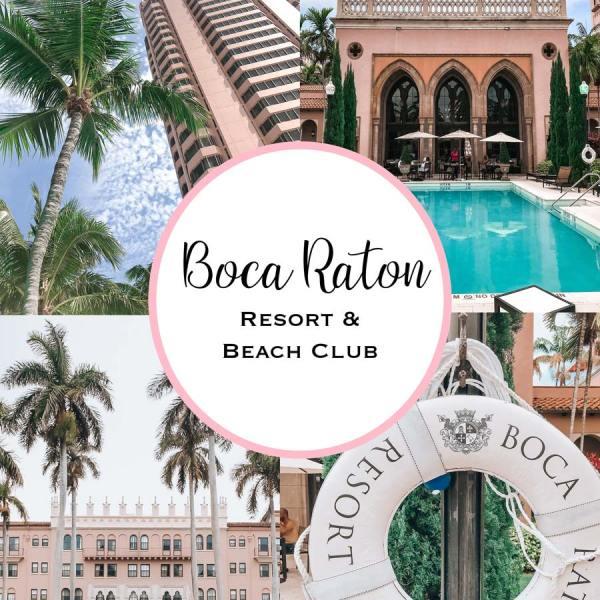 Boca Resort Review