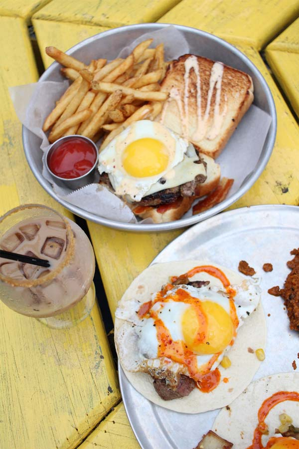 Where to Brunch in Columbia