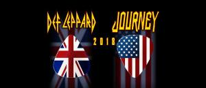 DEF LEPPARD / JOURNEY
