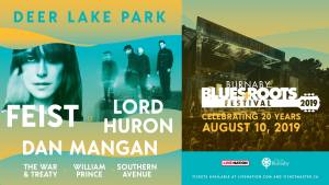 Burnaby Blues & Roots Festival