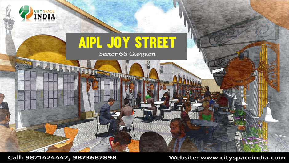 Aipl Joy Street Sector 66 Golf Course Extension Road Gurgaon