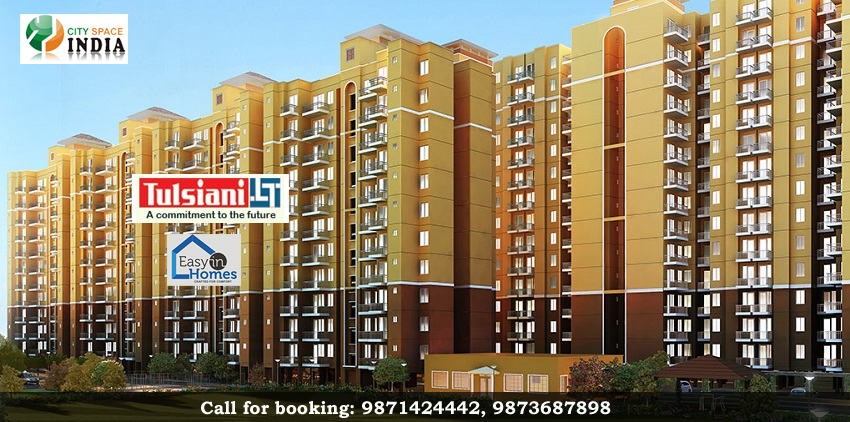 Tulsiani Easy in Homes Affordable Housing Sector 35 Sohna
