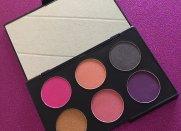 Summertime Fine palette - Life of a Bombshell Cosmetics