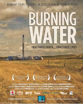 1 burning water