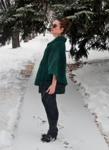 inspired by frassy, style, blog, blogger, envelope clutch, heels, sock bun, steve madden, liquid leggings
