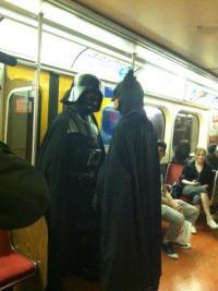 batman/vader