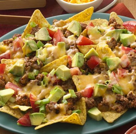 Loaded Nachos