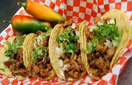 4 Authentic Tacos