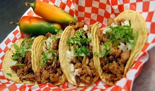 4 Authentic Tacos