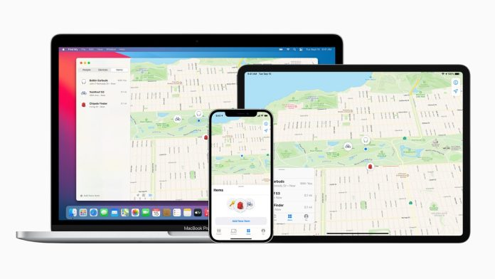 """iPhone, how the """"Where Is"""" app works to track down all lost or stolen items 1"""