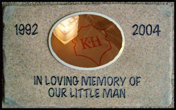 kettle hill headstone