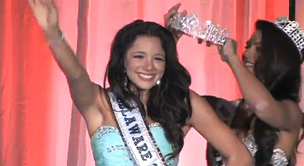 Melissa King pageant