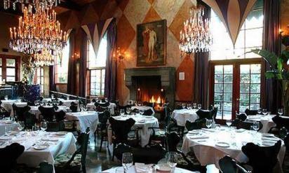 La Boheme Restaurant Los Angeles