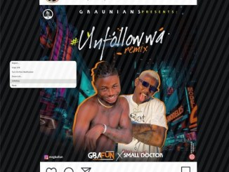 Mr Gbafun ft. Small Doctor – Unfollow Wa Remix