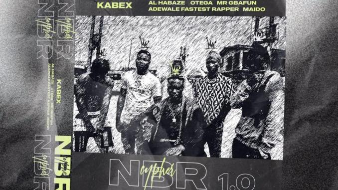 Kabex ft. AL Habaze Others – NBR Cypher 1.0