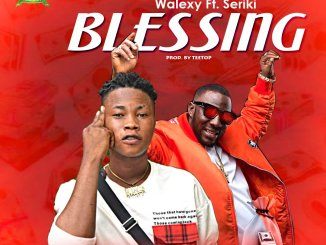 Walexy ft. Seriki – Blessing