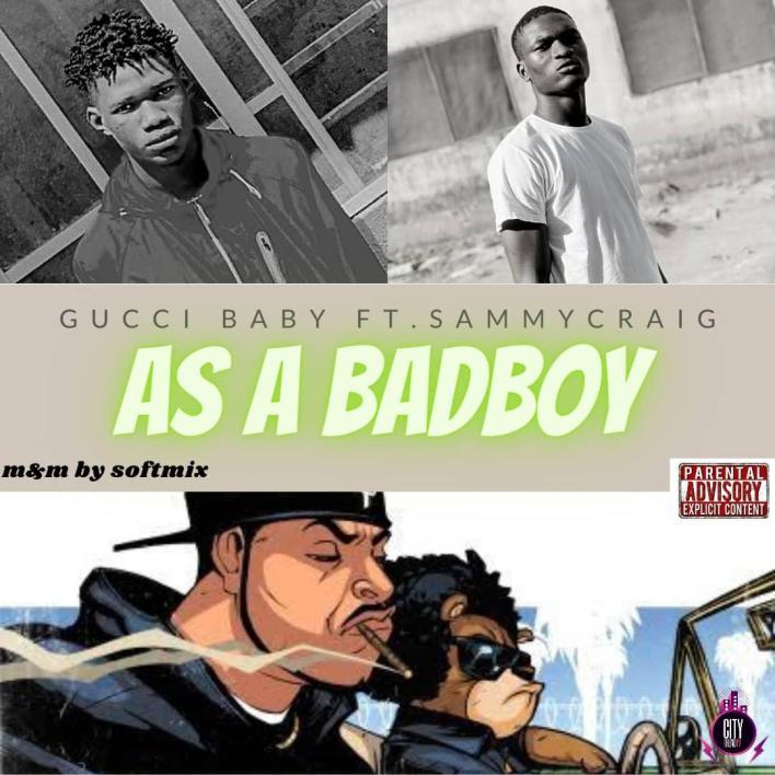 Gucci Baby As A Bad Boy