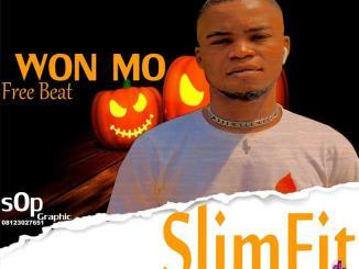 DJ Slimfit — Won Mo Instrumental