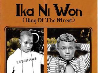 DJ Jamzy x Portable — Ika Ni Won King Of The Street
