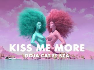Doja Cat — Kiss Me More ft. SZA