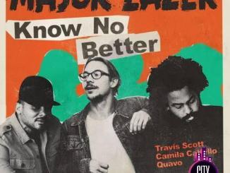 Major Lazer ft. Travis Scott Camila Cabello Quavo