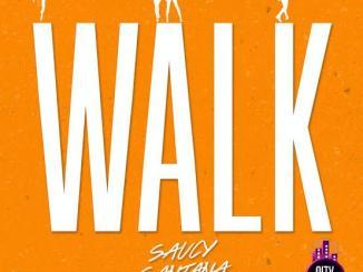 Saucy Santana — Walk