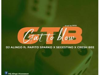 DJ Alingo ft. Papito Sparko x Segestino x Cresh Bee — Ga