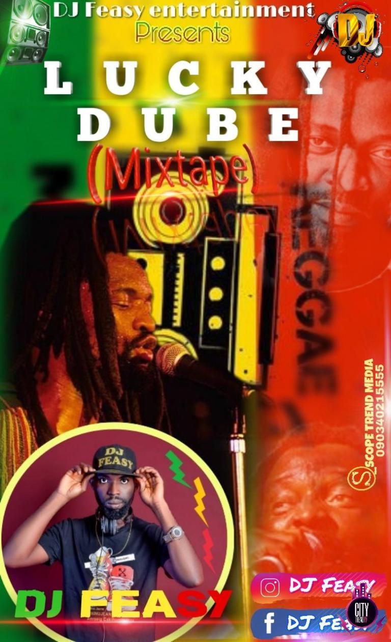 DJ FEasy %E2%80%94 Best of Lucky Dube
