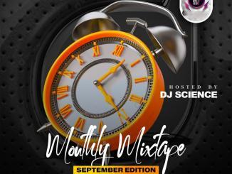 DJ Science x CitytrendTv — Monthly Mix September Edition