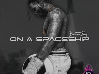 Download Burna Boy – On a Spaceship Zip