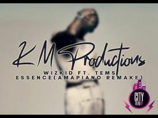 WizKid ft. Tems — Essence KMP Amapiano Remake