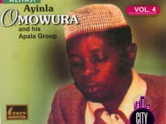 Ayinla Omowura — Kaiye Mase Sio Soro Mi Omuti Ki Sapa Alh. Karimu Olowo Pere Ni Sanngo Efi Sogbon ki Legun Se