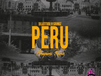 DJ Latitude Soundz Fireboy DML – Peru Amapiano Remix