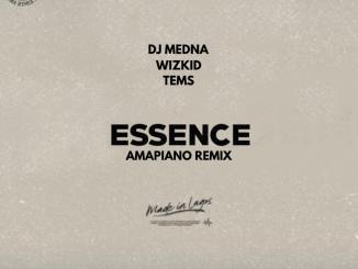 DJ Medna Wizkid — Essence Amapiano Remix ft. Tems