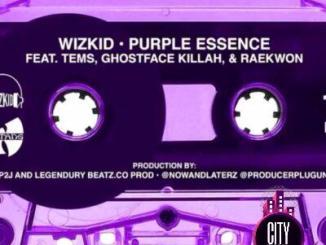 WizKid ft. Tems GhostFace Killah Raekwon – Purple Essence