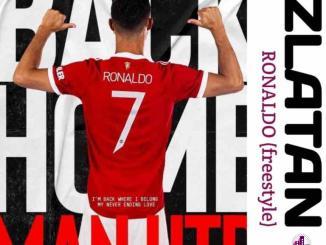 Zlatan — Ronaldo Freestyle