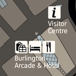 Birmingham Wayfinding map icons