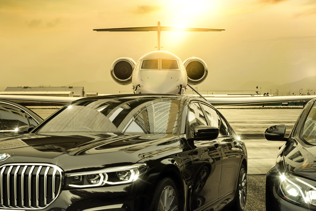 Citywide airport transfer