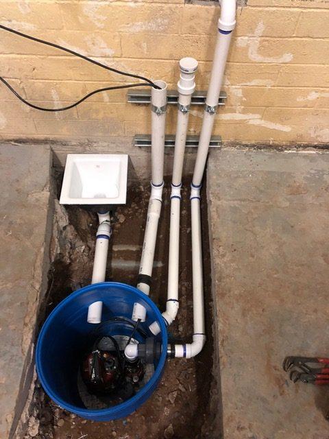 sump pump city wide plumbing