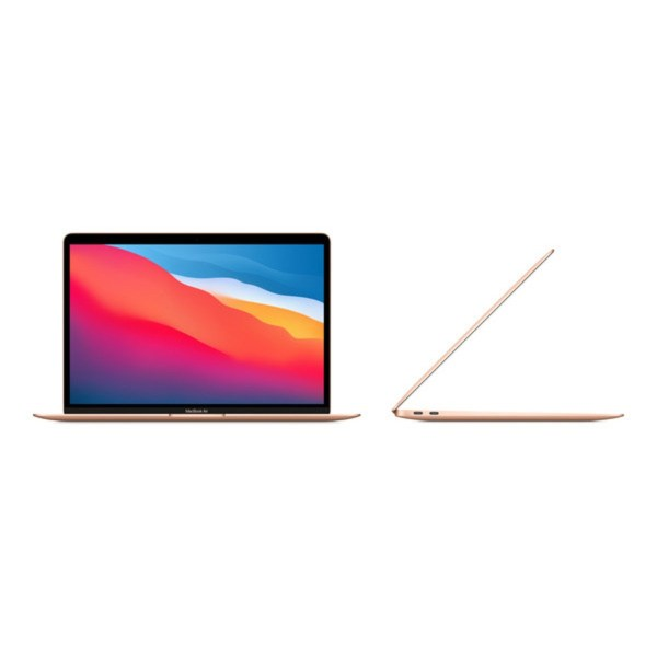 "Apple 13"" MacBook Air: M1 chip 8C CPU 7C GPU 256GB - Rose Gold"